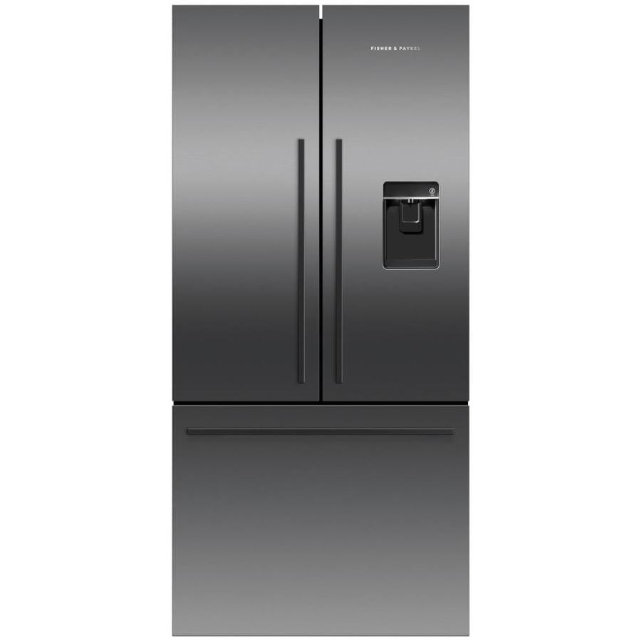 20 Cu Ft French Door Counter Depth: Fisher & Paykel 20.1-cu Ft Door Counter-Depth French Door