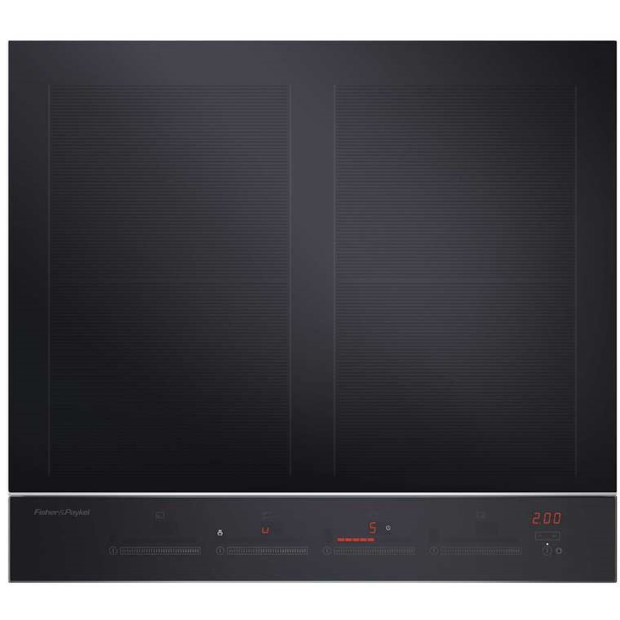 Fisher & Paykel Smooth Surface Induction Electric Cooktop (Black) (Common: 24-in; Actual 23.625-in)
