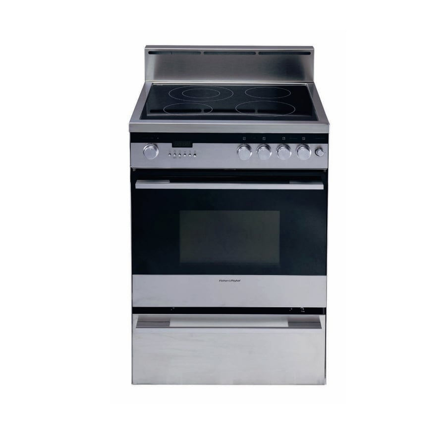 shop fisher paykel 24 inch european electric range color stainless at. Black Bedroom Furniture Sets. Home Design Ideas