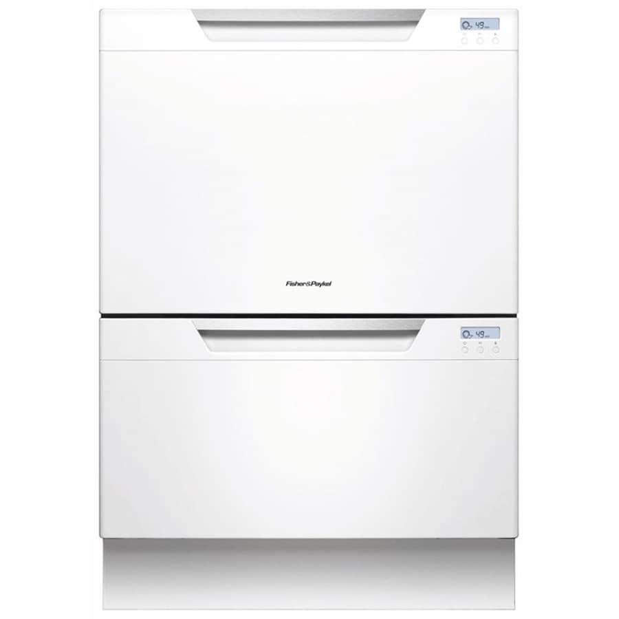 Shop Fisher Amp Paykel 53 Decibel 2 Drawer Dishwasher Energy
