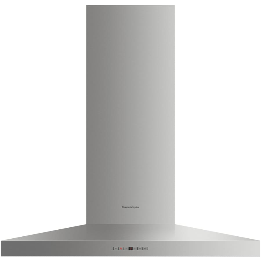 Fisher & Paykel Ducted Wall-Mounted Range Hood (Stainless Steel) (Common: 30-in; Actual: 29.71-in)