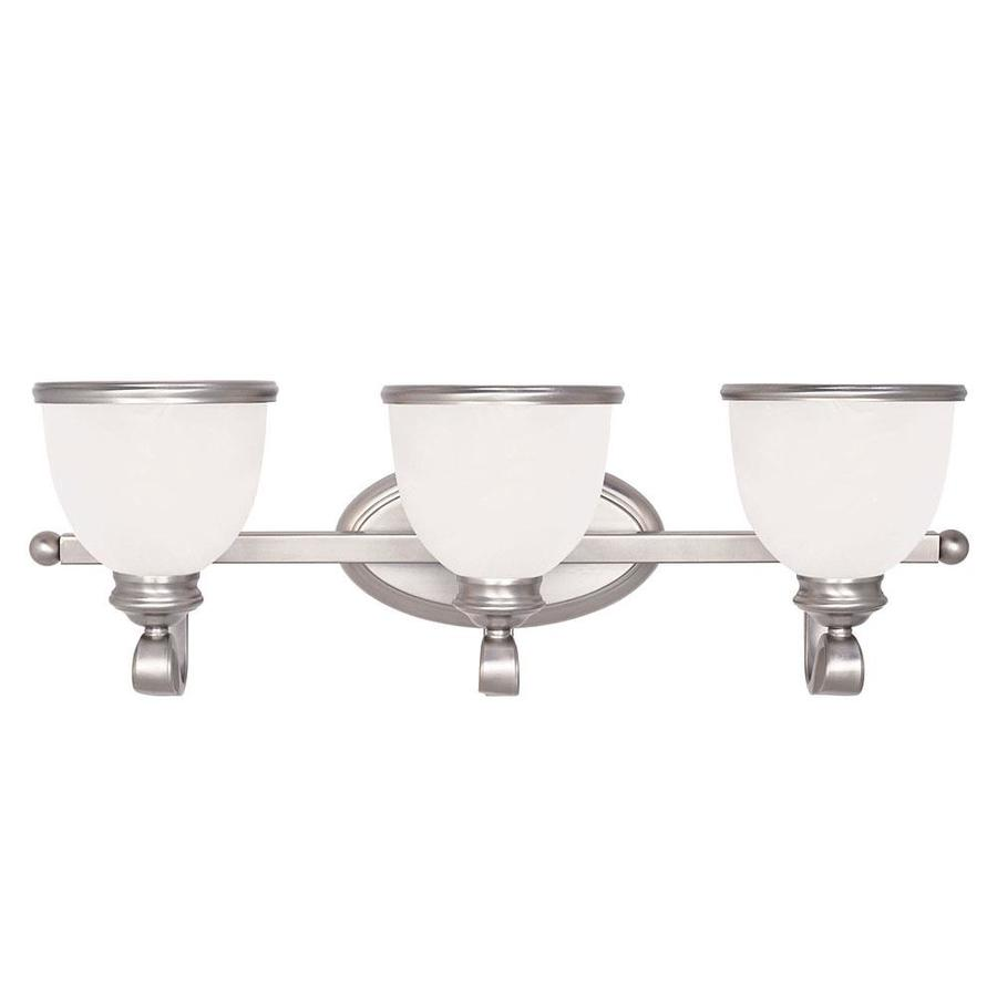 Shandy 3-Light 8.25-in Pewter Vanity Light