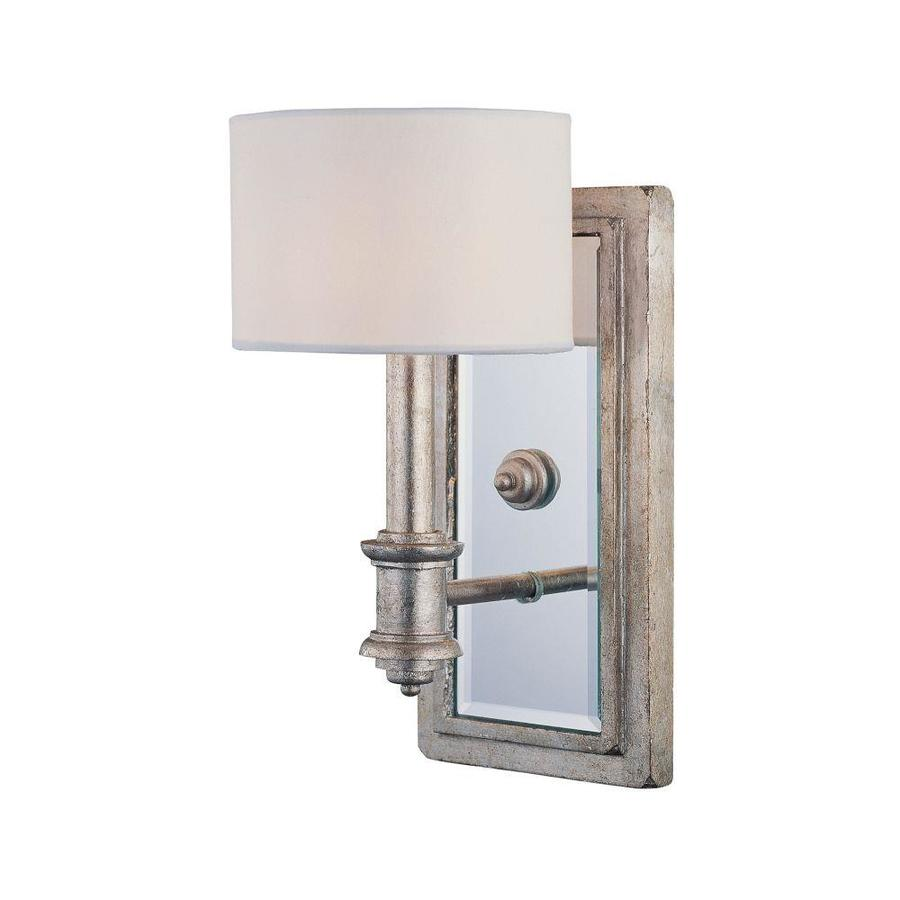 shop shandy 6 in w 1 light argentum arm wall sconce at. Black Bedroom Furniture Sets. Home Design Ideas