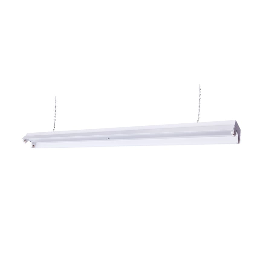 Shop Utilitech Linear Shop Light (Common: 4-ft; Actual: 4.55-in x ...