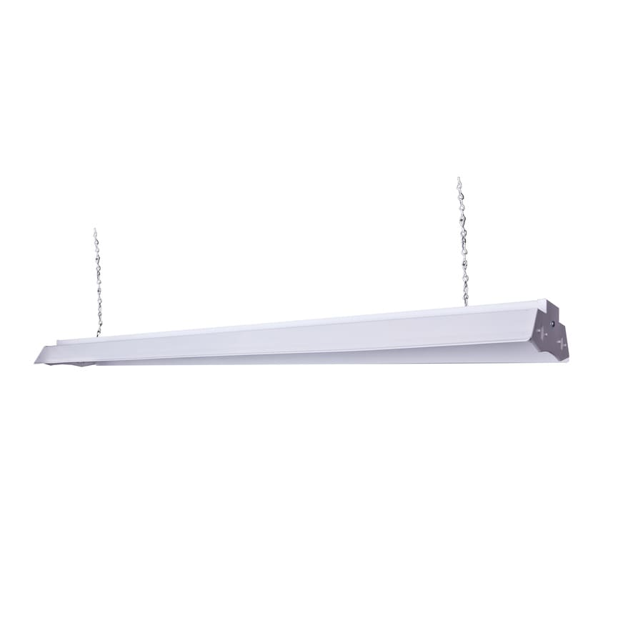 Shop Utilitech Linear Shop Light (Common: 4-ft; Actual: 6.85-in x ...