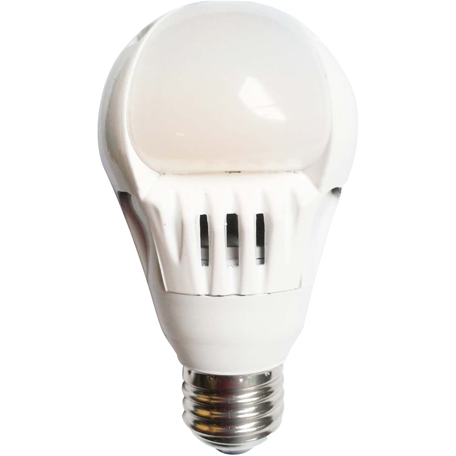 Utilitech Pro 75 W Equivalent Dimmable Warm White A19 LED Decorative Light Bulb