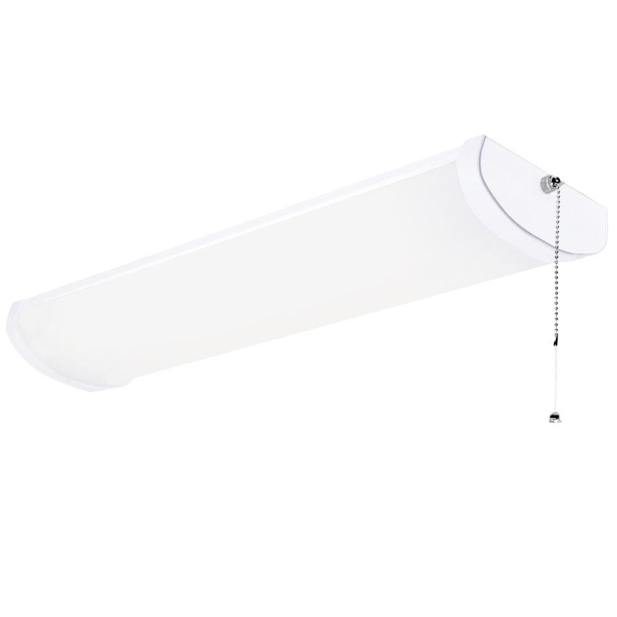 Utilitech Pro Wrap Shop Light (Common: 2-ft; Actual: 5.75-in x 24.13-in)