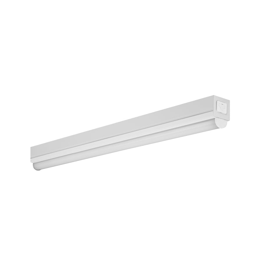 Utilitech Pro Strip Shop Light (Common: 2-ft; Actual: 1.61-in x 24.01-in)