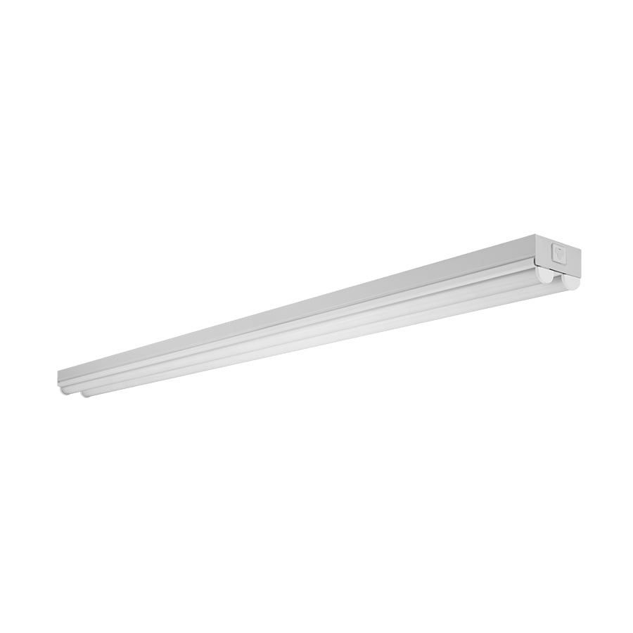 Utilitech Pro Strip Shop Light (Common: 4-ft; Actual: 3.23-in x 48.03-in)