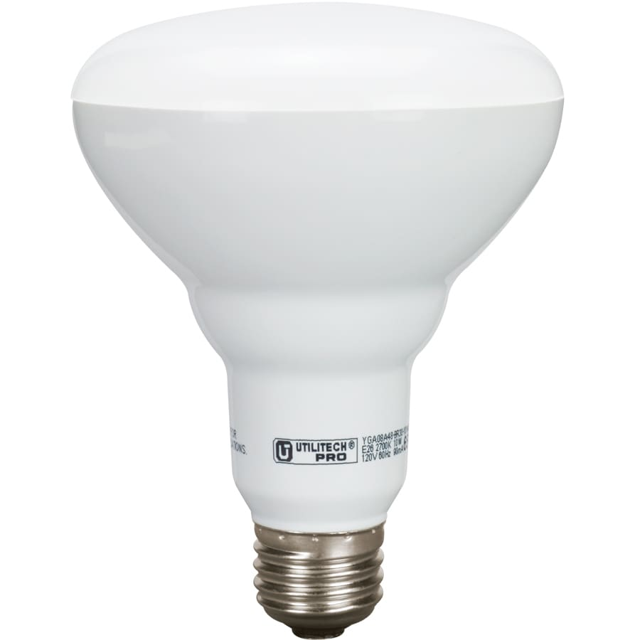 Utilitech Pro 3 Pack 65 W Equivalent Dimmable Soft White BR30 LED Flood Light  Bulbs. Shop LED Light Bulbs at Lowes com