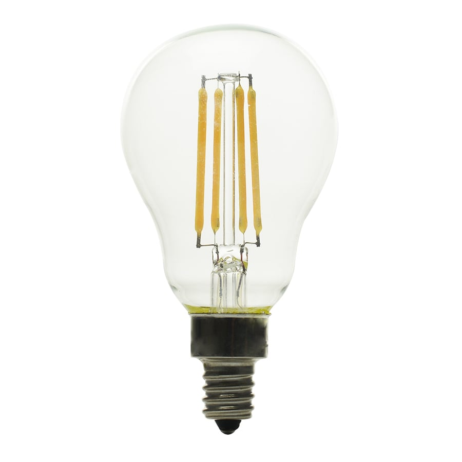 Kichler 40W Equivalent Dimmable Soft White A15 LED Decorative Light Bulb