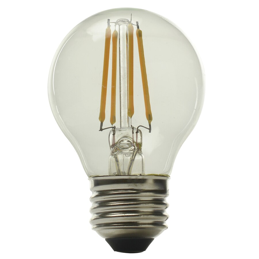 Westinghouse 40w Equivalent Amber St20 Dimmable Filament: Shop Kichler 40W Equivalent Dimmable Soft White G16.5 LED
