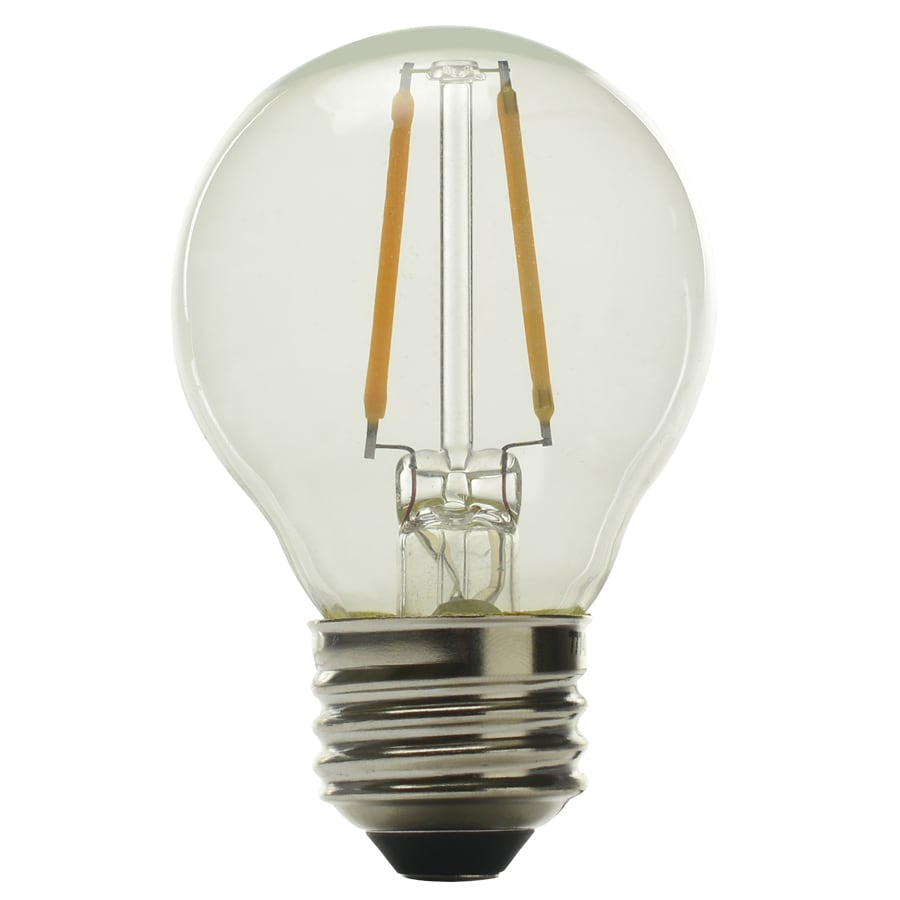 Shop Kichler 25w Equivalent Dimmable Soft White G16 5 Led Decorative Light Bulb At