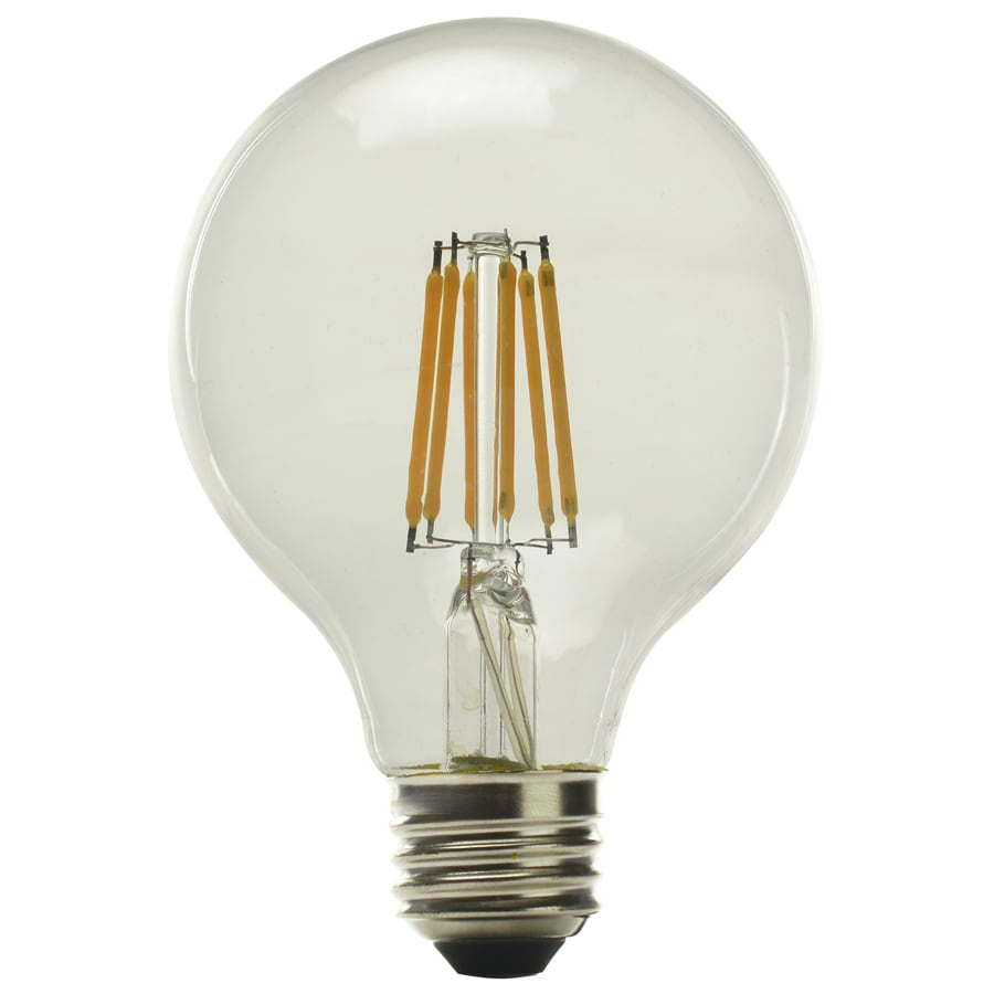 Decorative Light Bulbs Watt Medium Base E Black Decorative Incandescent Light Bulb Soft White