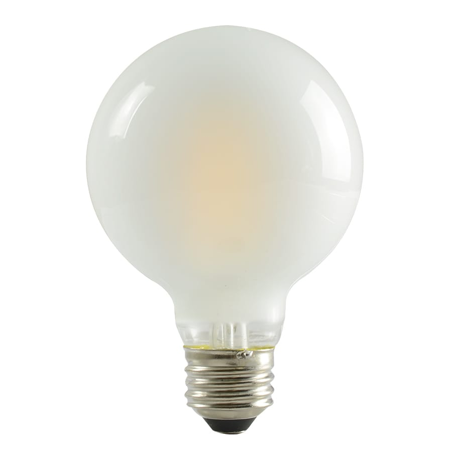 Lowes Novelty Lighting : Shop Kichler Lighting 60W Equivalent Dimmable Soft White G25 LED Decorative Light Bulb at Lowes.com