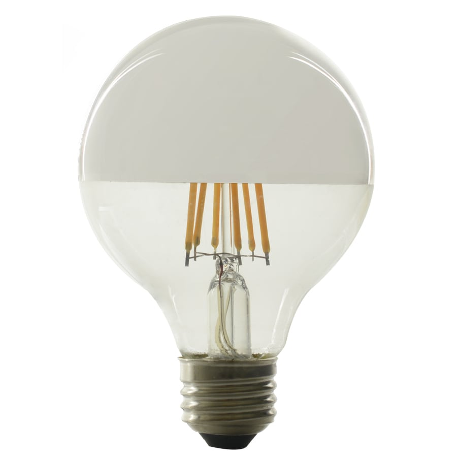 Shop Kichler 60w Equivalent Dimmable Soft White G25 Led Decorative Light Bulb At