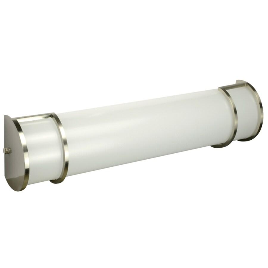Portfolio 22.83-in W White LED Flush Mount Light ENERGY STAR