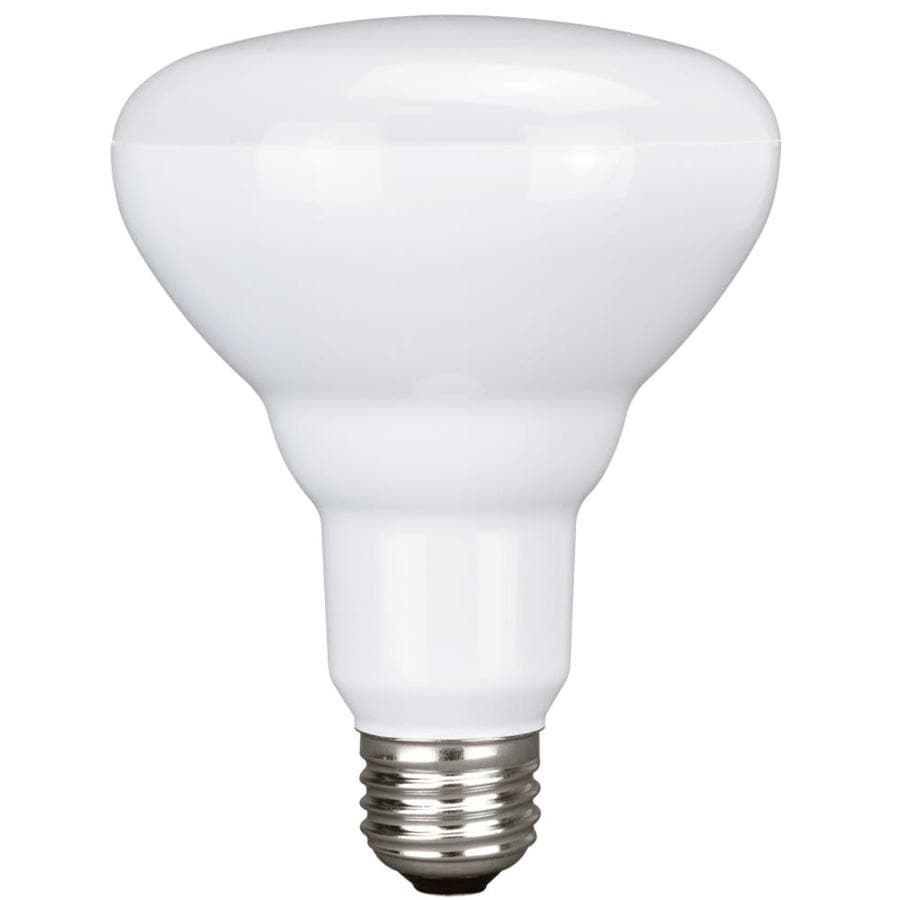 Shop utilitech 12 pack 65w equivalent soft white br30 led flood light bulbs at A light bulb