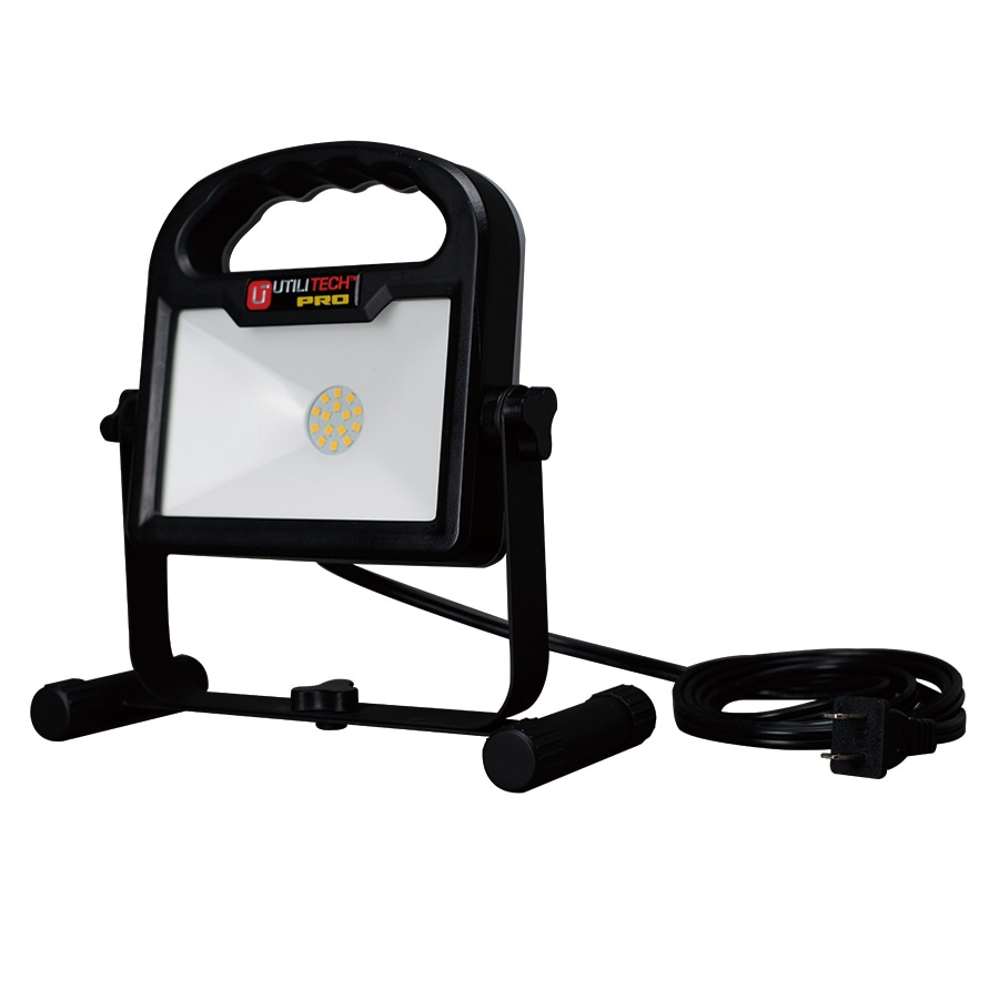 utilitech pro 1000lumen led portable work light