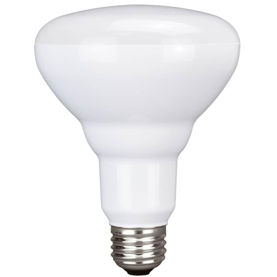 Utilitech 65 Watt Eq Led Bulged Daylight Dimmable Light