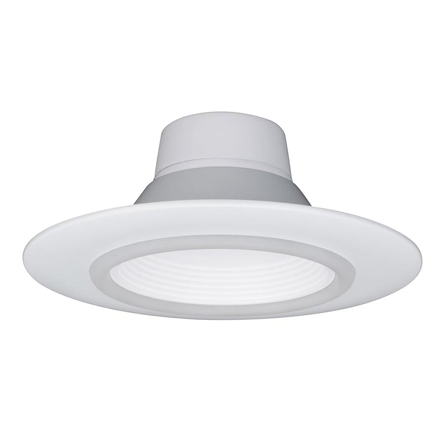 Recessed Lighting Utilitech : Utilitech watt equivalent white led recessed