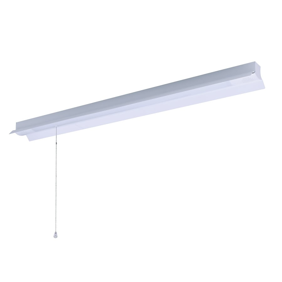 Energetic Linear Shop Light (Common: 4-ft; Actual: 5.12-in x 48.15-in)