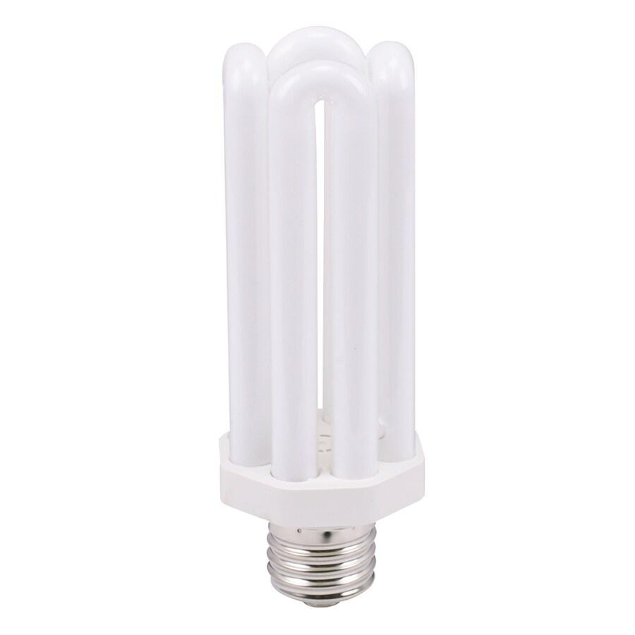2 pcs PLC 13W 2-pin GX23-2 Quad Tube CFL 4100K Daylight Compact Fluorescent Bulb