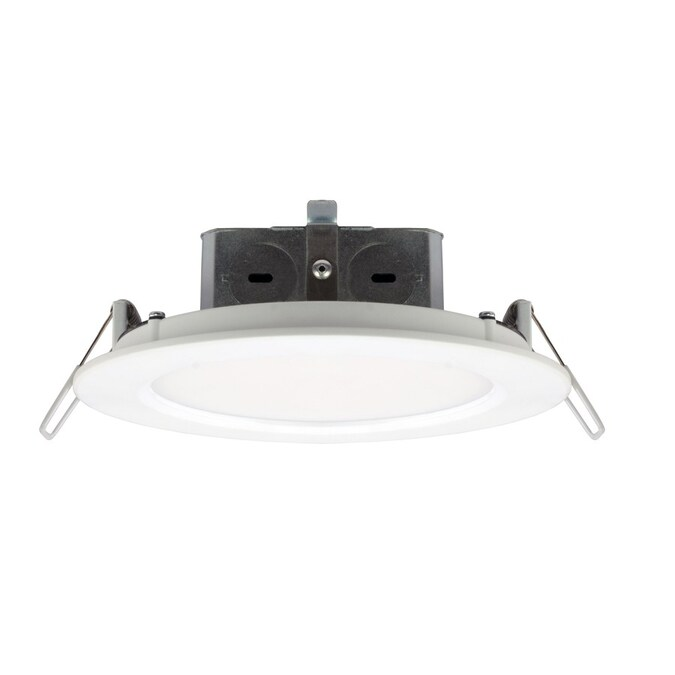 White Dimmable Led Recessed