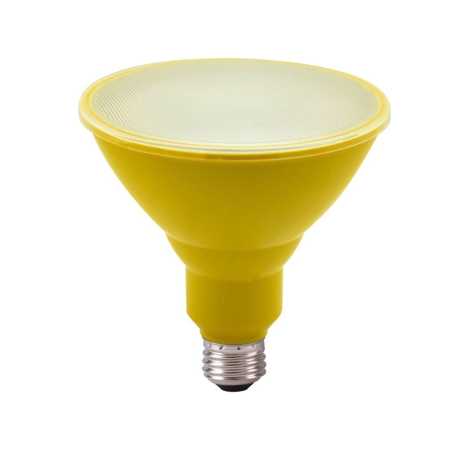 Energetic 85-Watt EQ Yellow Decorative Light Bulb at Lowes.com