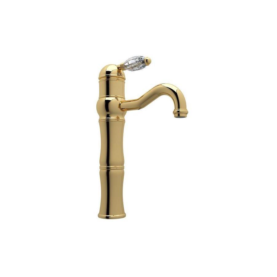 Shop Rohl Country Bath Inca Brass 1 Handle Single Hole