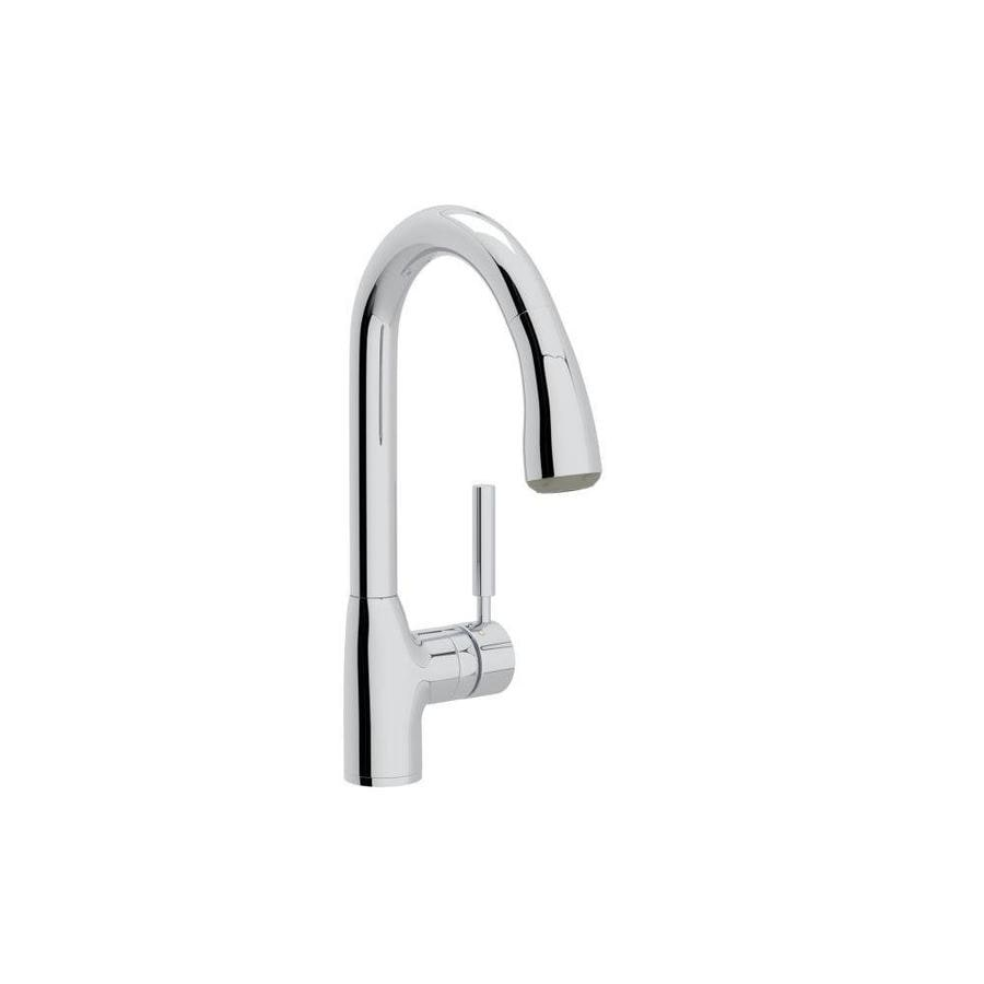 Kitchen Faucet With A Spout Reach Of  Or More