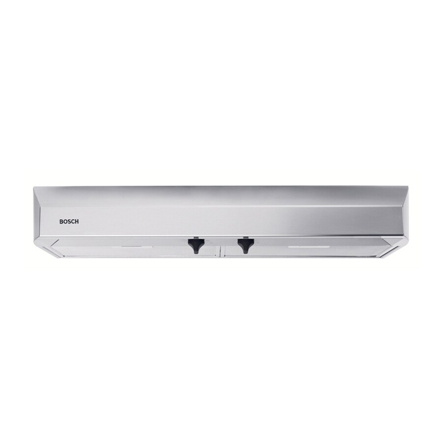 Bosch Undercabinet Range Hood (Stainless Steel) (Common: 36-in; Actual 36-in)