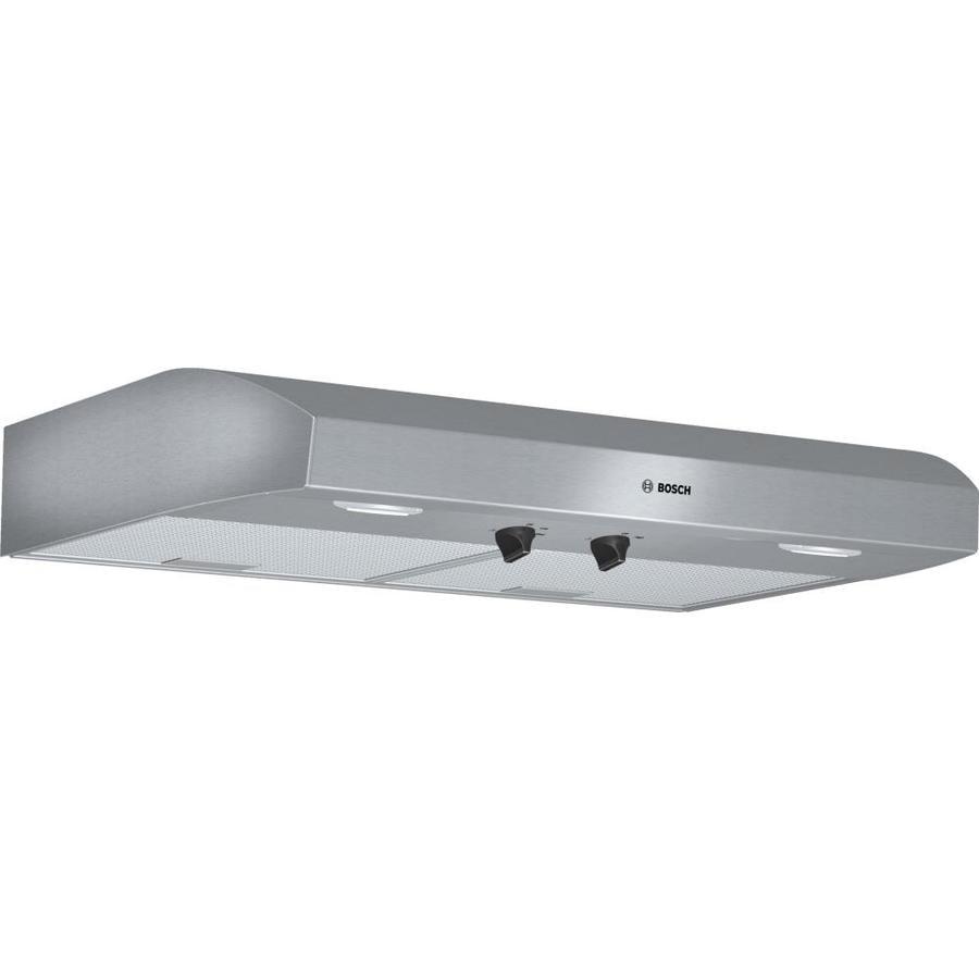 Bosch Undercabinet Range Hood (Stainless Steel) (Common: 30-in; Actual 30-in)
