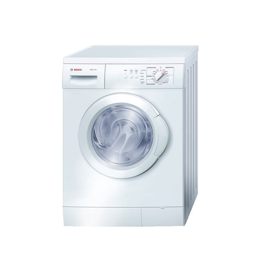 Bosch 300 Series 1.9-cu ft High-Efficiency Front-Load Washer (White) ENERGY STAR