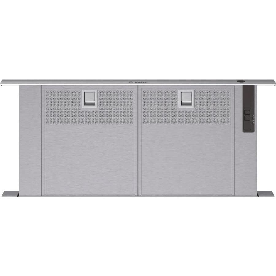 shop bosch downdraft range hood stainless steel at. Black Bedroom Furniture Sets. Home Design Ideas