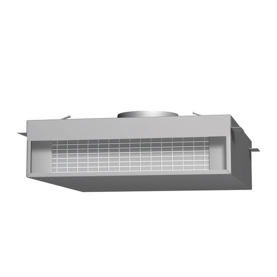 shop bosch downdraft range hood recirculation kit silver at. Black Bedroom Furniture Sets. Home Design Ideas