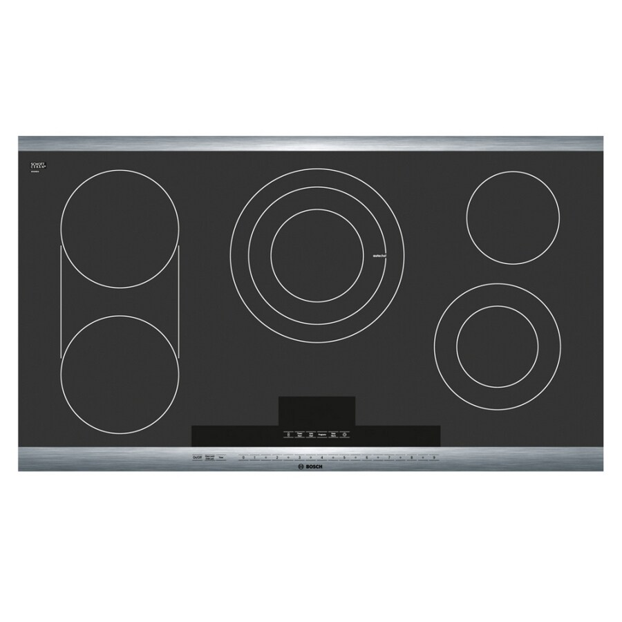 Bosch 800 Series 36-in Smooth Surface Electric Cooktop