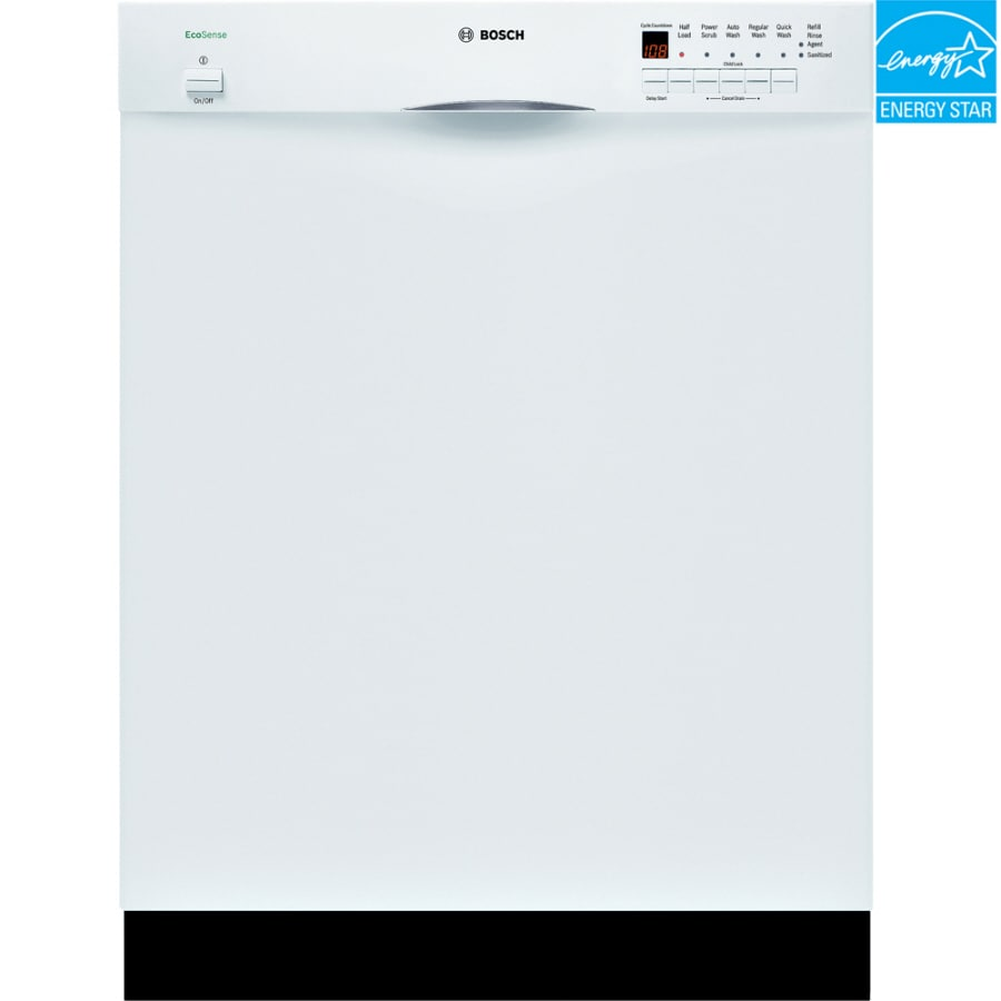 Maytag Mdb5969sdh 24 In 50 Decibel Built In Dishwasher: Shop Bosch 300 Series 50-Decibel Built-In Dishwasher