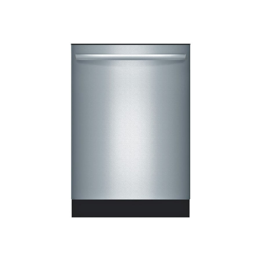 Bosch 300 Series 24-in Built-In Dishwasher with Stainless Steel Tub (Stainless Steel) ENERGY STAR