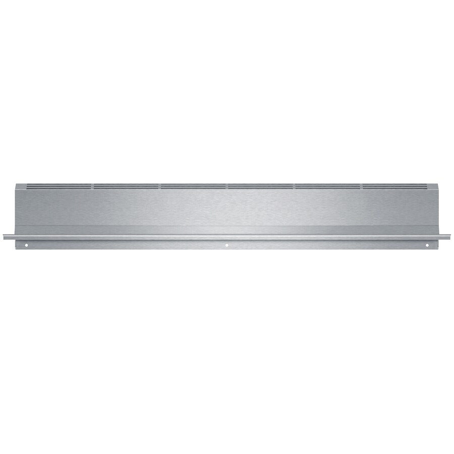 Bosch 30-in Electric And Induction Range Back Panel (Stainless Steel)