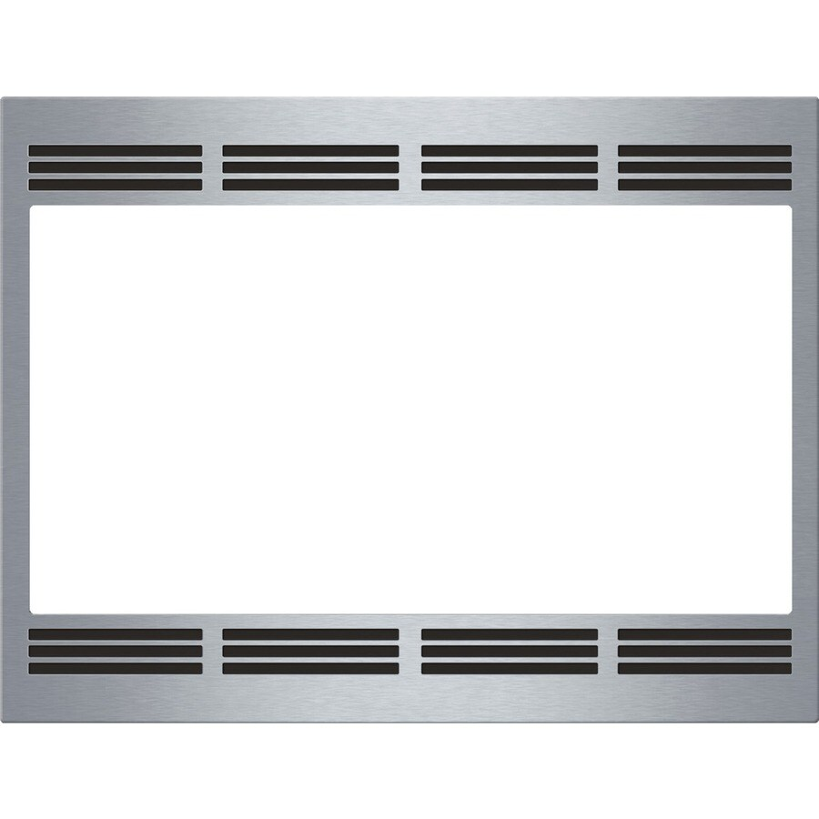 Bosch Built-In Microwave Trim Kit (Stainless steel)