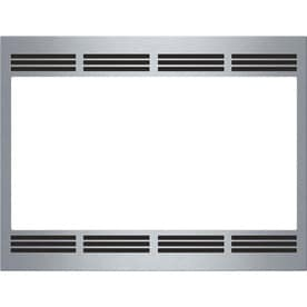 Bosch Built In Microwave Trim Kit Stainless Steel