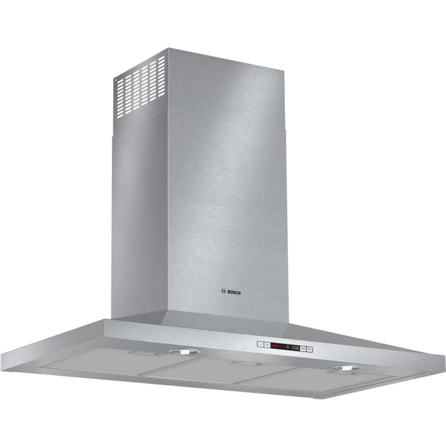 Bosch Convertible Wall-Mounted Range Hood (Stainless steel) (Common: 36-in; Actual: 36-in)