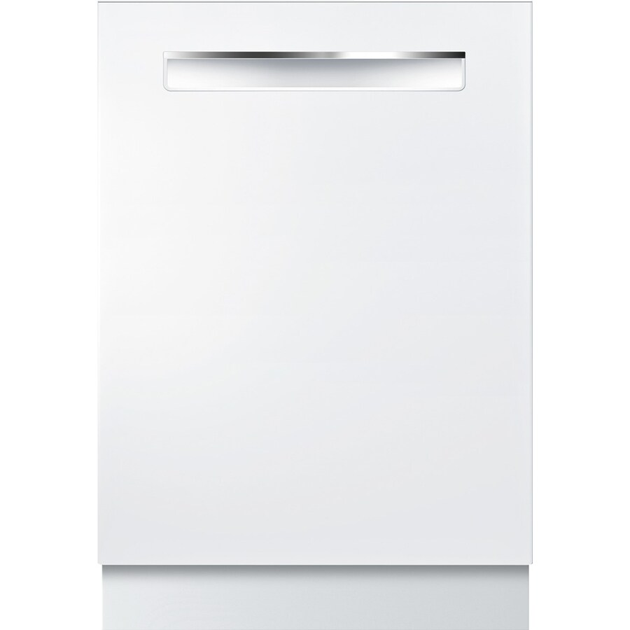 Bosch 500 Series 44-Decibel Built-In Dishwasher (White) (Common: 24-in; Actual: 23.0625-in) ENERGY STAR