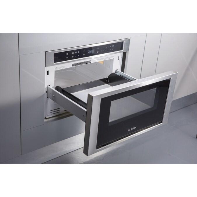 Bosch 1 2 Cu Ft Microwave Drawer