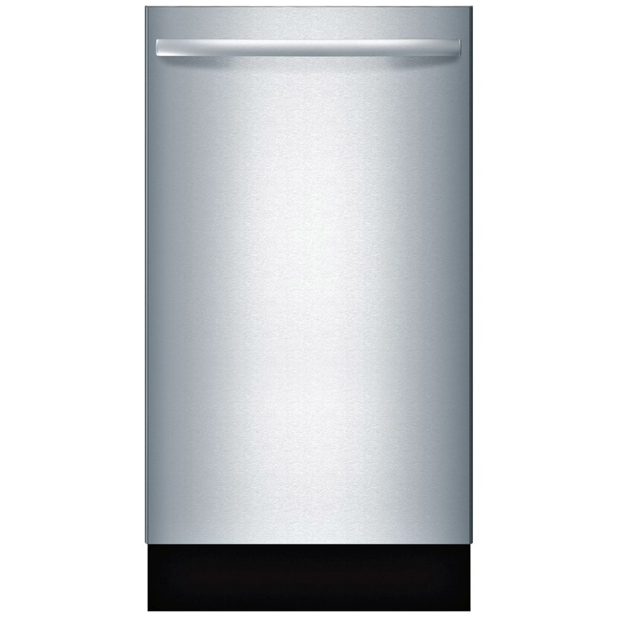 Bosch 800 44 Decibel Built In Dishwasher Stainless Steel Common
