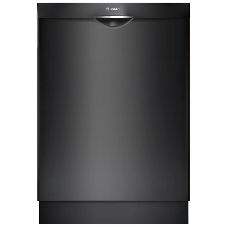 bosch ascenta shx3ar7. Bosch Ascenta 24-in Black Tall Tub Dishwasher With Stainless Steel (Actual: Shx3ar7 .