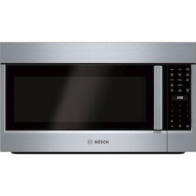 Bosch Over The Range Microwaves At