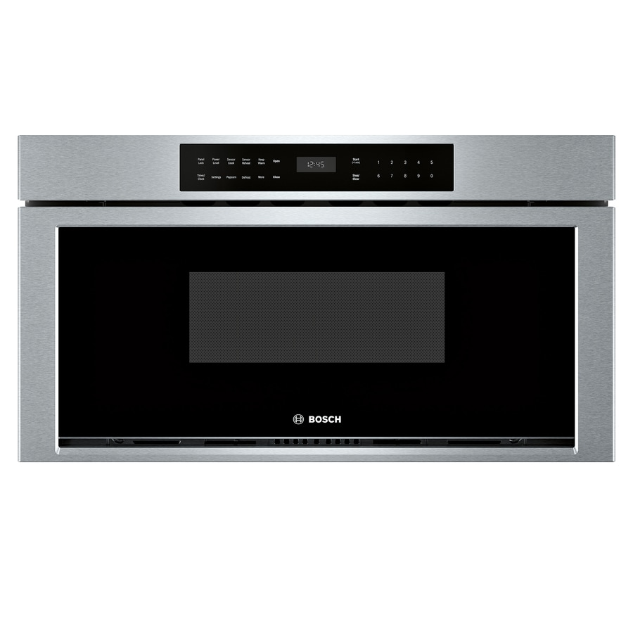 Bosch 1.2-cu ft Microwave Drawer (Common: 30-in; Actual: 30-in)