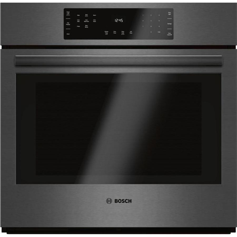 Bosch 800 Series Self Cleaning True Convection Single